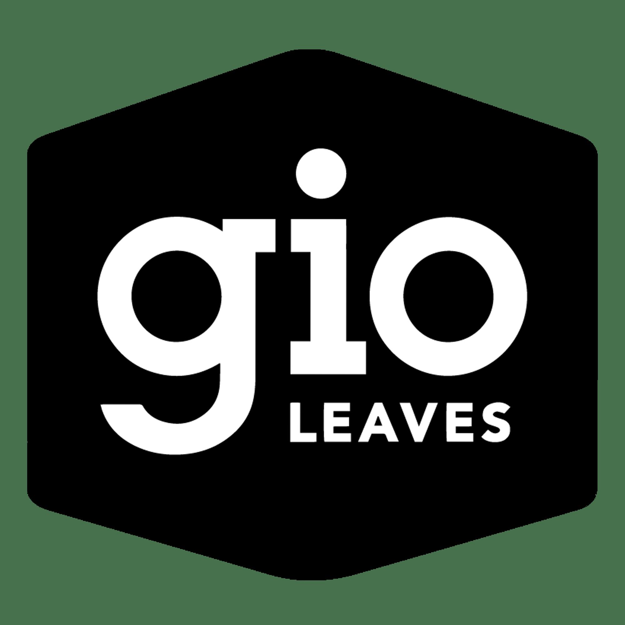 Logo Gio Coffee - Gio Leaves