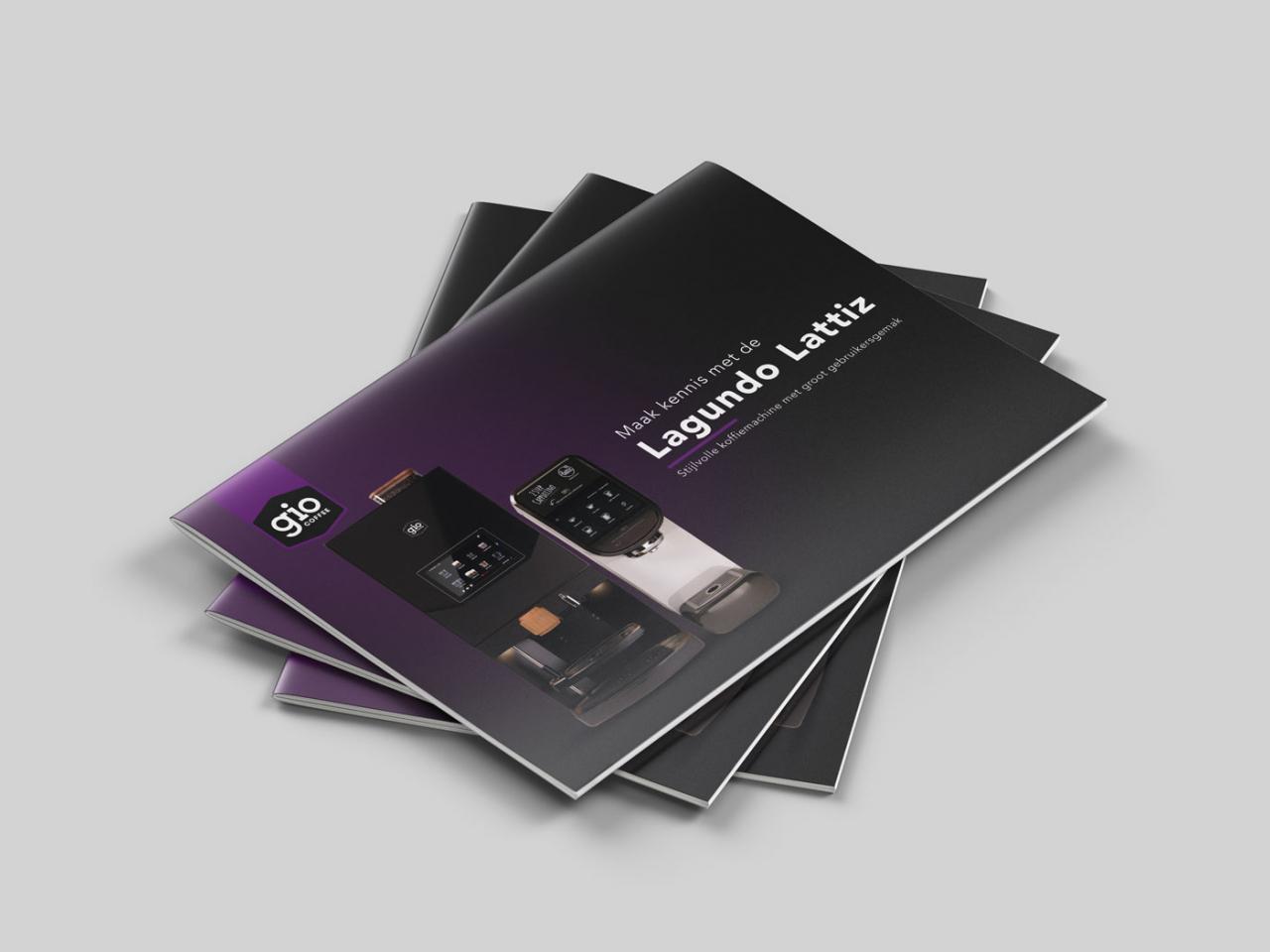 Gio Coffee brochure Lagundo Lattiz