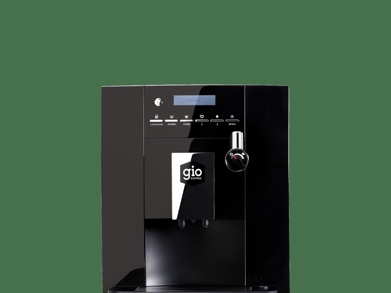Baristi 25 koffiemachine koop verse melk