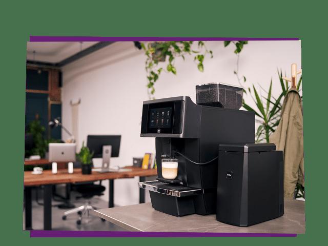 Baristi 100 koffiemachine voor zakelijk gebruik