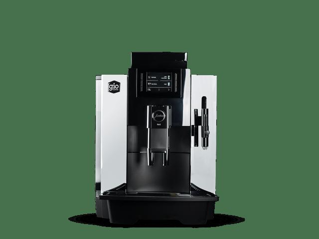 Gio Coffee Jura WE8 koffiebonenmachine