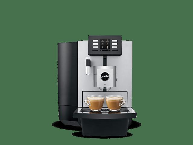 Gio Coffee Jura X8 koffiebonenmachine