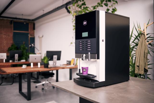 Koffiemachine-Trento-Medium-Gio Coffee-Instant koffieautomaat