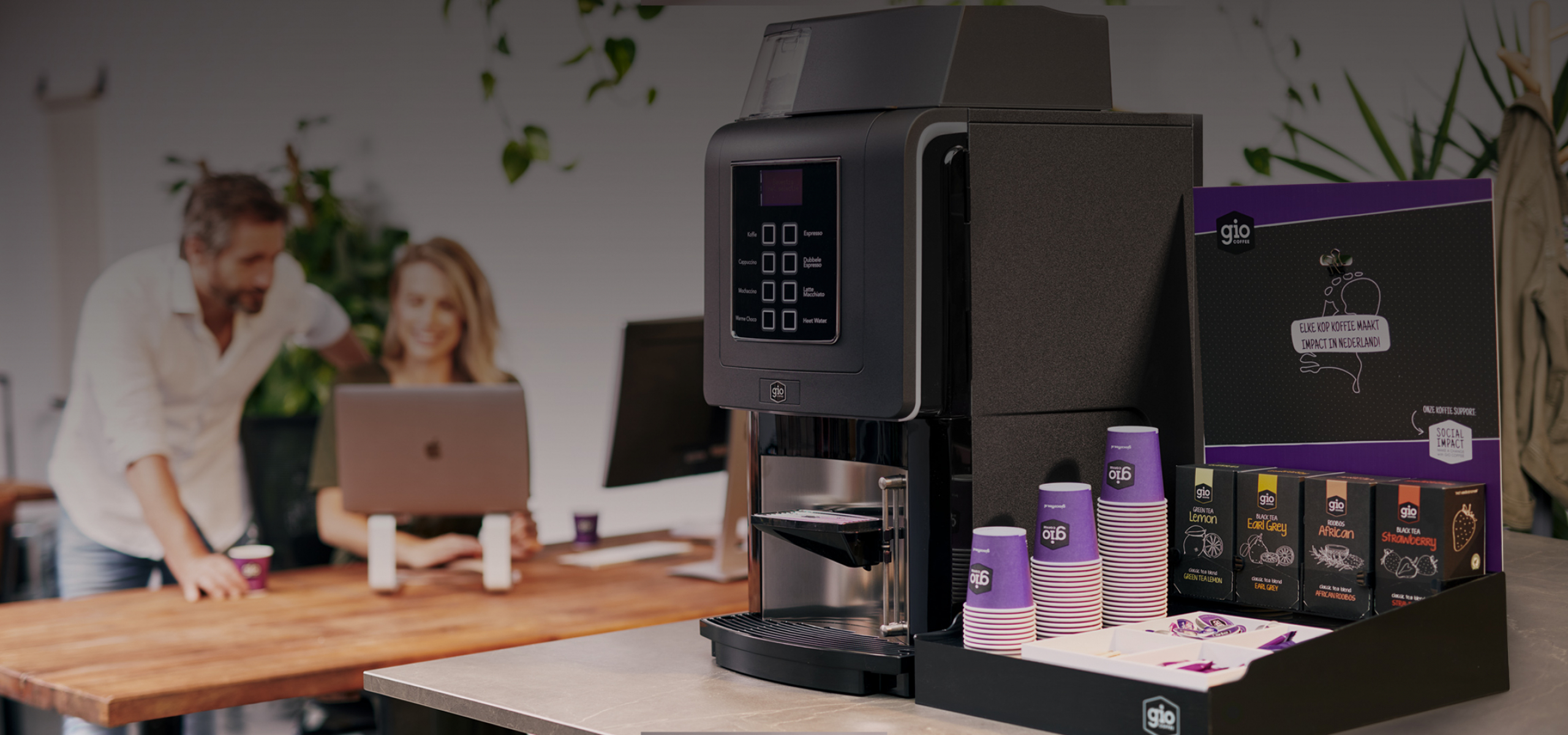 Gio Coffee Header Koffiemachines