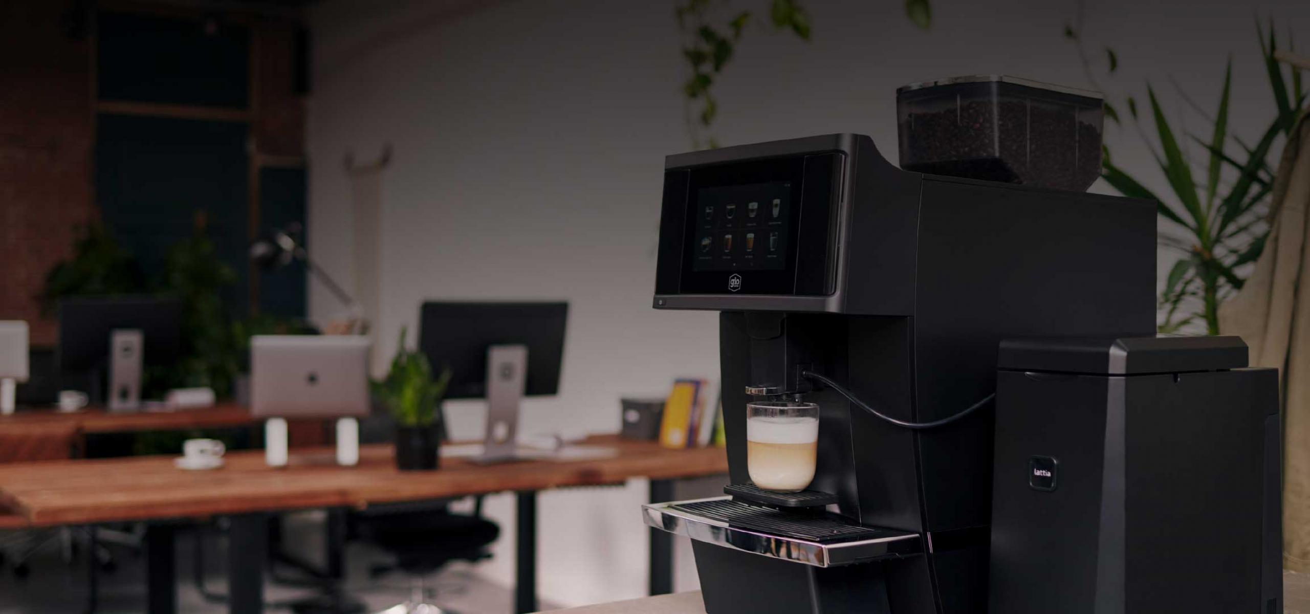 Koffieautomaat zakelijk Gio Coffee