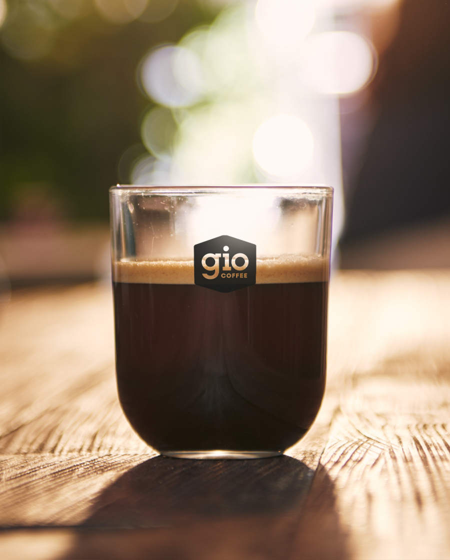 Gio Coffee Header afbeelding Koffiemelanges
