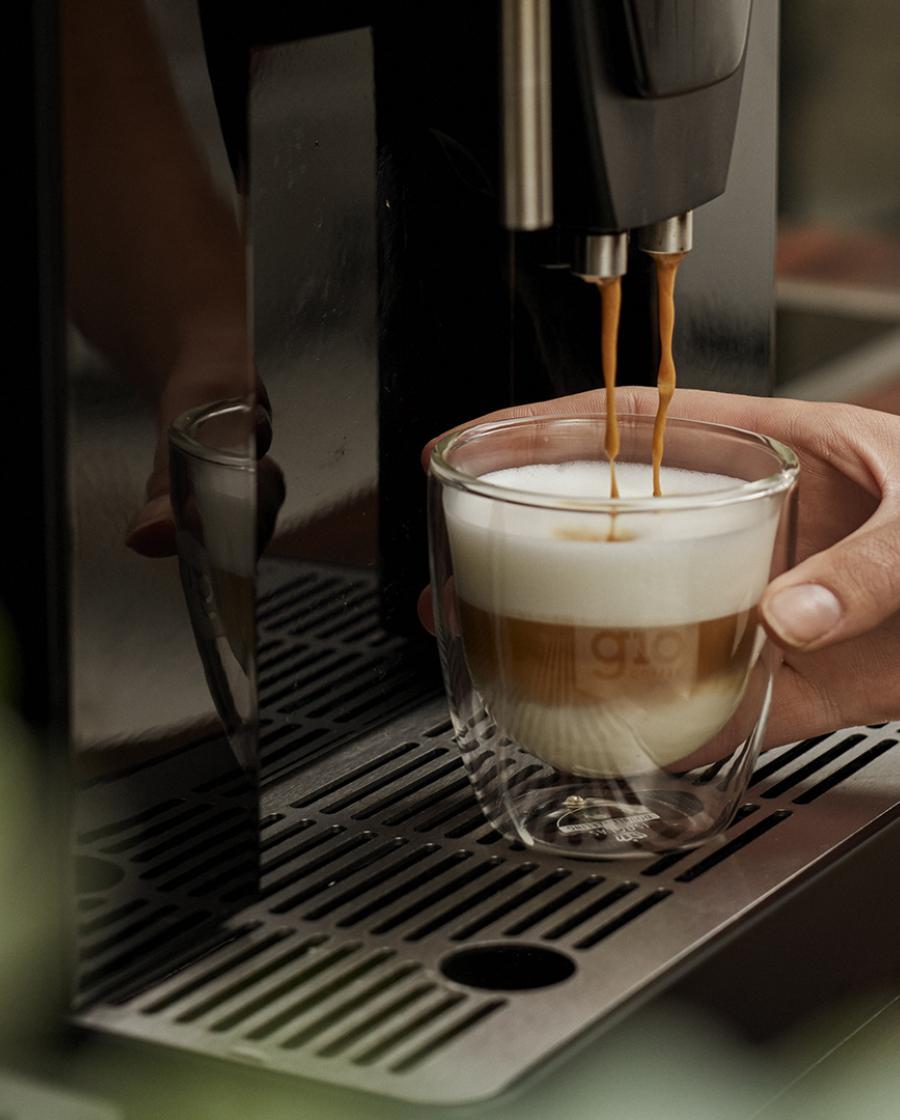 Het verhaal achter Gio Coffee