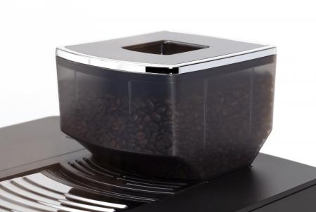 Gio Coffee - Baristi 100 - Zakelijke koffiemachine - Bonen kanister