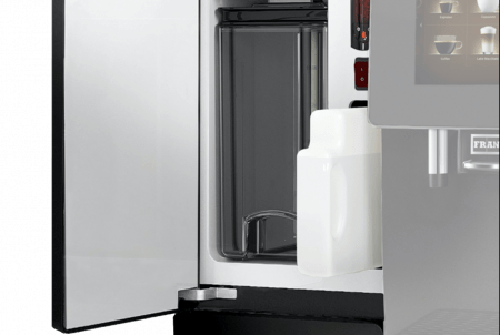 Gio Coffee - Franke A800 - Koffiebonenmachine - Zakelijk gebruik - Verse Melk - Detail 1