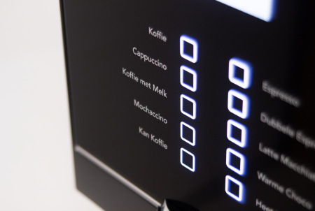 Gio Coffee - Instant koffiemachine - Trento Compact - Detail 3