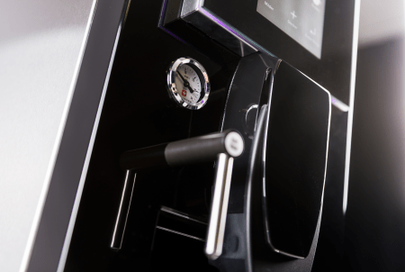 Gio Coffee - Lucca - Koffiebonenmachine -Zakelijk gebruik - Detail 1
