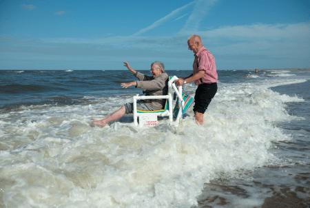 Ouderenfonds steun een leuk uitje
