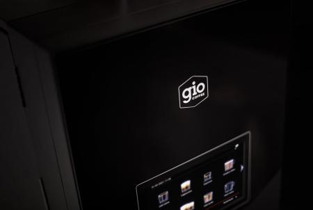 Gio Coffee Lagundo koffiebonenmachine 7 inch touchscreen