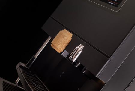Lagundo koffiebonenmachine close up