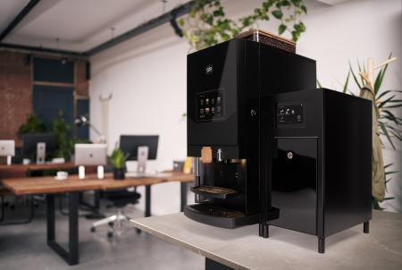 Lagundo Lattia FM koffiebonenmachine
