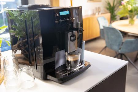 Baristi 25 koffiemachine met lungo