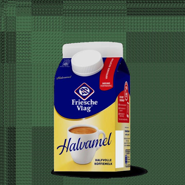 Friesche Vlag Halvamel Gio Coffee