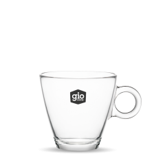 Gio Coffee beker glas