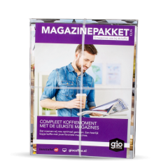 Gio Coffee Magazinepakket
