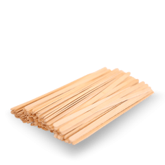 Gio Coffee roerstaafjes hout