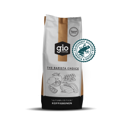 Gio Coffee The Barista Choice Autumn Edition Koffiebonenmelange Koffie Zakelijk