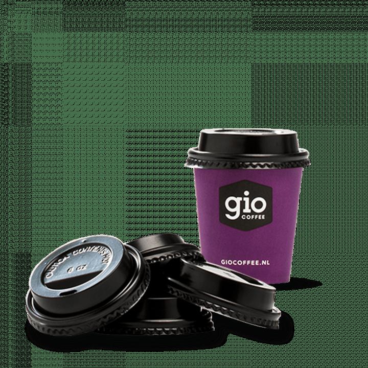 Gio Coffee bekerdeksels