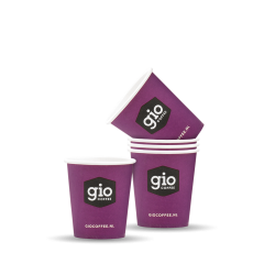 Gio Coffee bekers karton