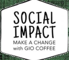 Logo Social Impact - Gio Coffee