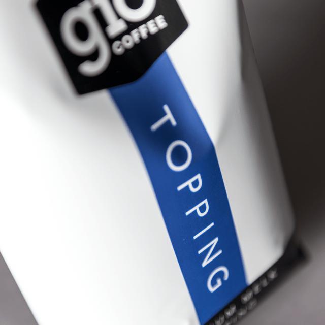 Gio Coffee Melktopping