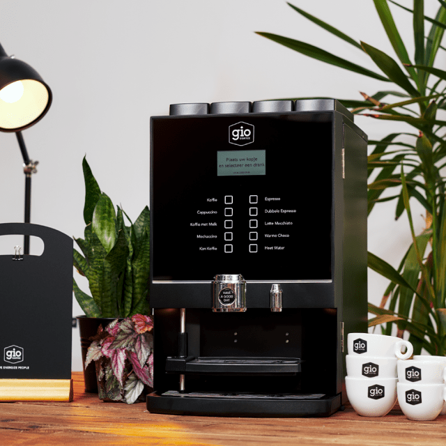 Koffiemachines Gio Coffee