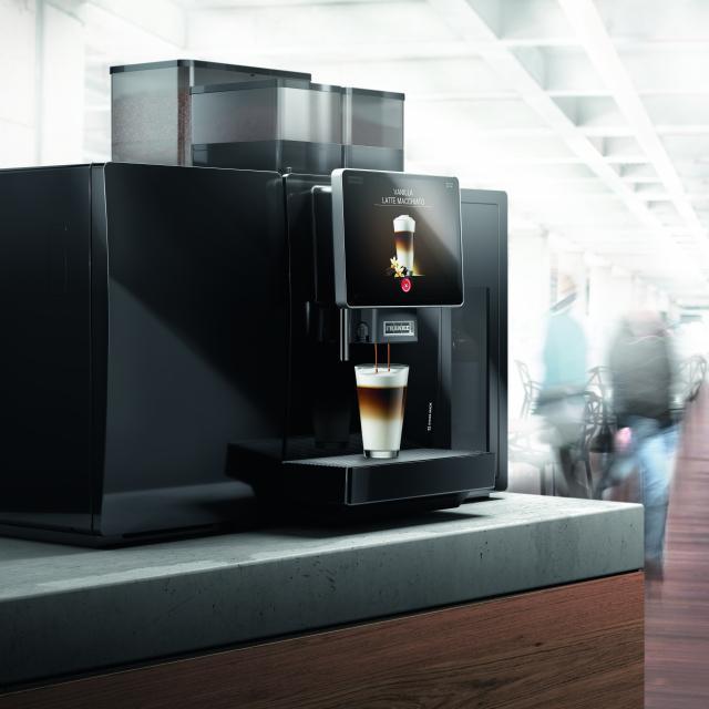 Gio Coffee - Franke A800 - Koffiebonenmachine - Zakelijk gebruik - Verse Melk - Detail 2