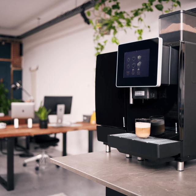 Gio Coffee - Koffiemachine Franke A600 - Etna koffiemachine