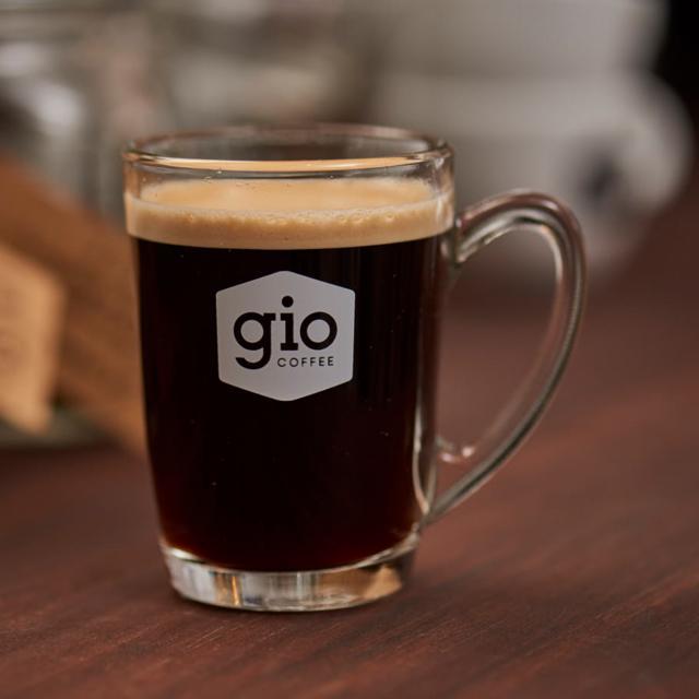 Gio Coffee Glazen servies voor koffie en thee zakelijk