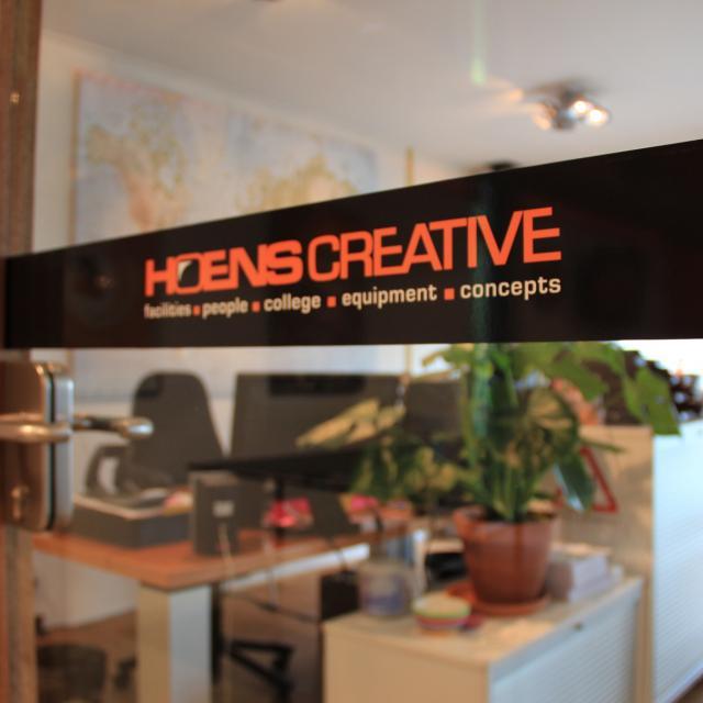 Gio Coffee klant Hoens Creative