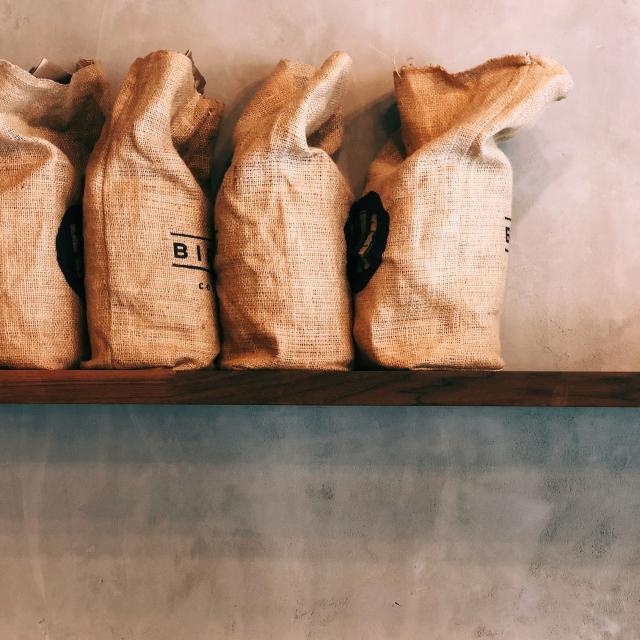 Gio Coffee koffiebonenmelanges voor op kantoor