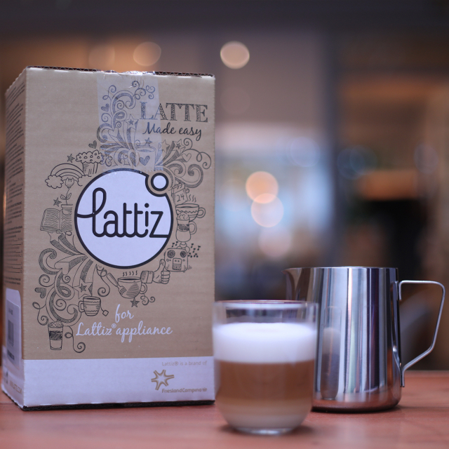 Lattiz Bag in Box