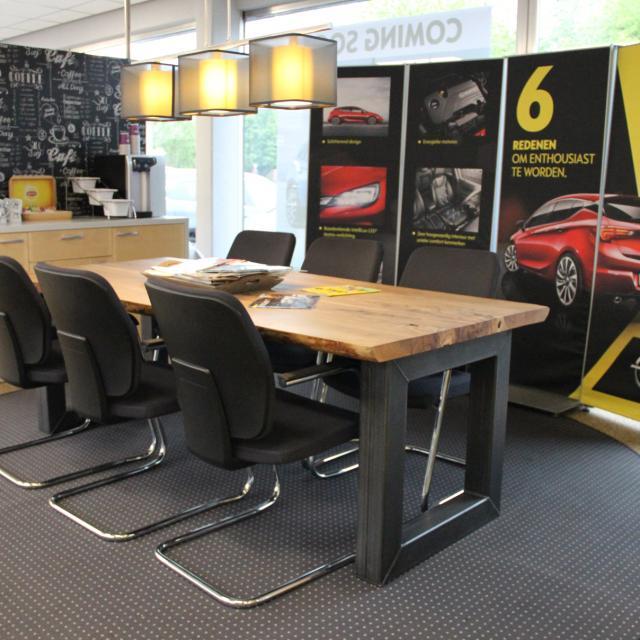 Opel Centrale klantcase Gio Coffee