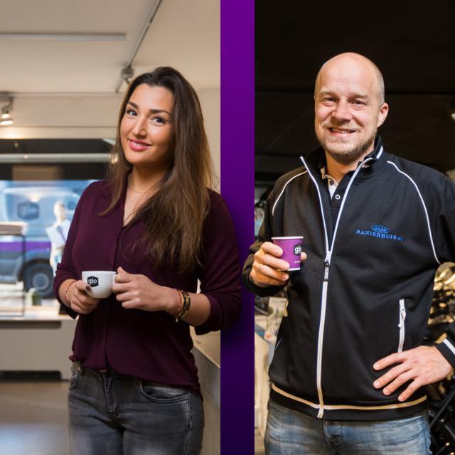 Gio Coffee koffieleverancier voor bedrijven partnerdeal
